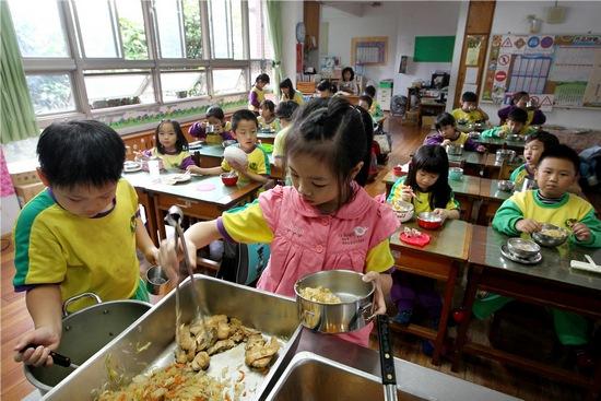台東縣營養午餐排富